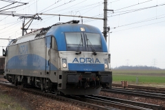 "Adria Transport 1216.921 ""Tamara"" in Gramatneusiedl"