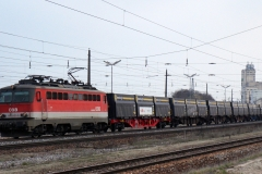 1142.621 mit Güterzug in Gramatneusiedl