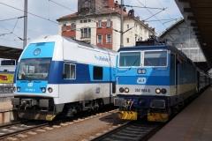 CD 362.084 + CD 471.069 in Praha hl.n
