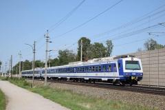4020 273 und 4020 241 als S4 21634 in Theresienfeld (6021)