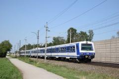 4020 259 und 4020 276 als S4 29549 in Theresienfeld (6027)