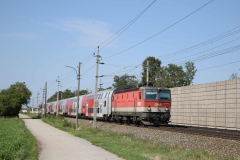 1144 042 mit R2343 in Theresienfeld (6042)