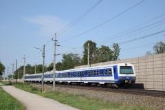 4020 259 und 4020 276 als S3 22674 in Theresienfeld (6043)