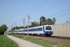 4020 247 und 4020 274 als S3 29589 in Theresienfeld (6058)