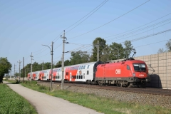 1116 091 mit S4 21714 in Theresienfeld (6067)