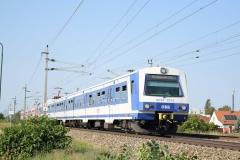 4020 221 und 4020 318 als LPNV85989 in Theresienfeld (6072)