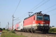 1144 207 mit R2351 in Theresienfeld (6079)