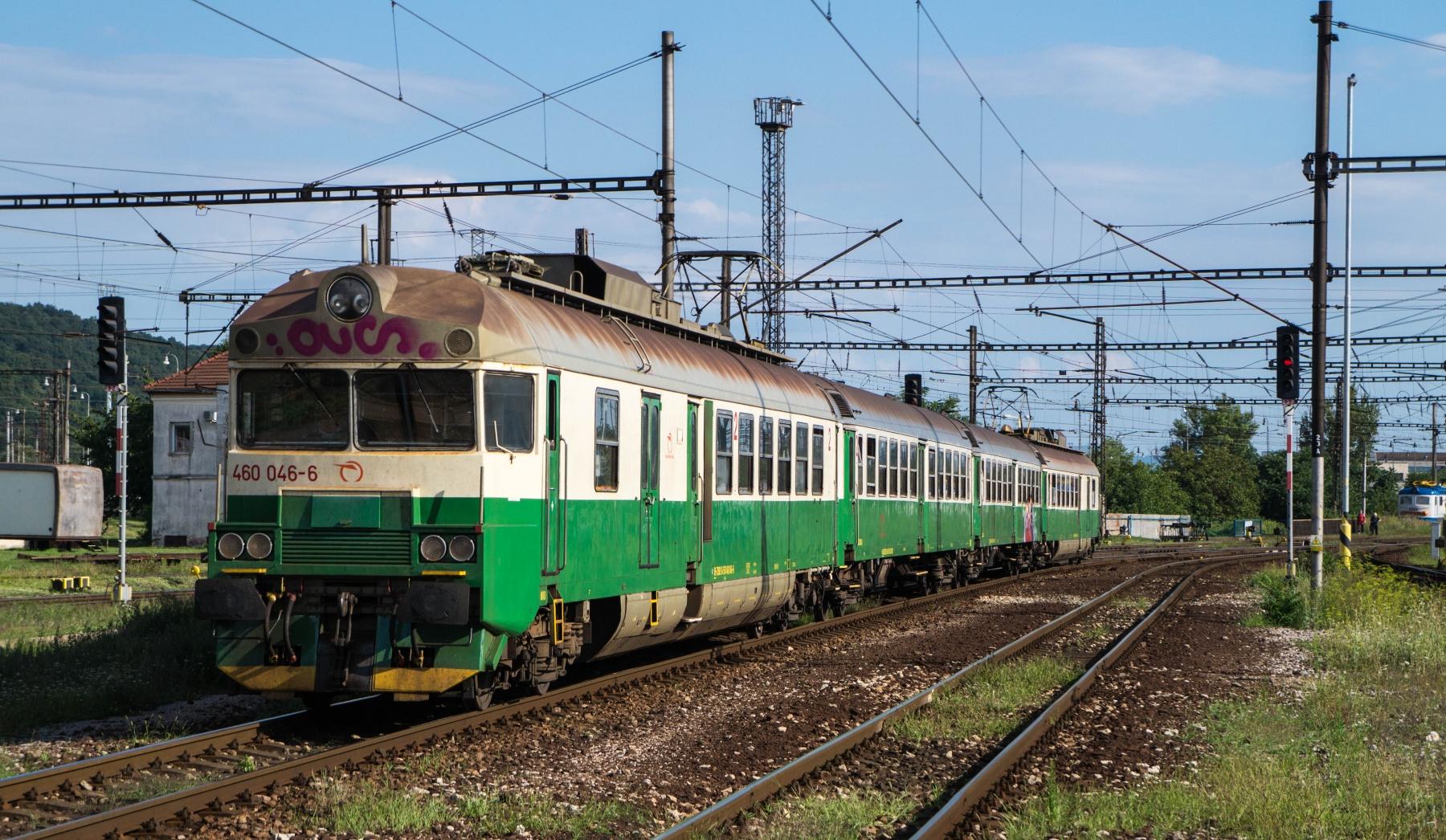 ZSSK 460