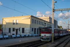ZSSK 754.053 in Banska Bystrica