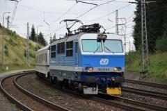 CD 150 210 mit EC242 in Strba (1104ps)