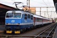 CD 150 222 mit EN444 in Kosice (0068ps)