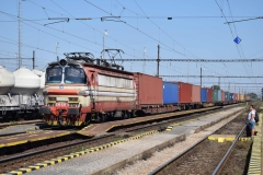 CD 230 035 mt Güterzug in Devinska Nova Ves (1111ps)
