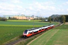 4744 050 als S4 3842 in Nöstlbach (180033b)