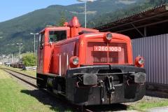 ÖBB 2060 100 in Selzthal (5977)