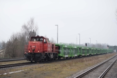 2070 006 mit VG73925 in Mauthausen (7030mdo)