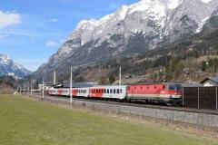 1114 237 mit REX1515 in Pfarrwerfen (7085)