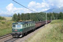 ZSSKC 131 020/019 und schiebende 183 038 mit Nex bei Strba (7786_md)
