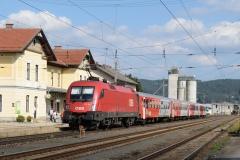 1116 103 mit R3805 in Freistadt (8188b_md)