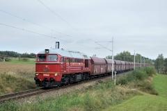 CSD T679 1600 mit Pn54775 in Kaplice (8222b)