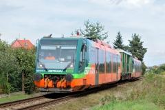 GWTR 654 012 und 654 017 als Os8107 in Borsov (8272b_mdo)