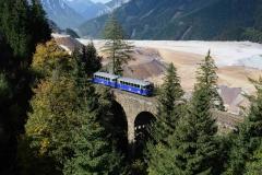 EBB 5081 565 und 5081 563 als Zug 11000 am Hochbruckengrabenviadukt (8537)