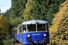 EBB 5081 565 und 5081 563 als Zug 11000 am Weirtzgrabenviadukt (8594)