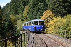 EBB 5081 565 und 5081 563 als Zug 11000 am Weirtzgrabenviadukt (8597)