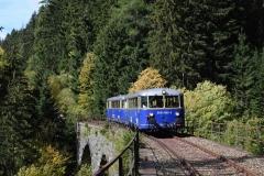 EBB 5081 565 und 5081 563 als Zug 11000 am Weirtzgrabenviadukt (8611)