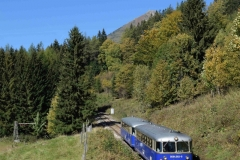 EBB 5081 565 und 5081 563 als Zug 11000 auf Höhe Almhäuser (8461)