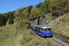 EBB 5081 565 und 5081 563 als Zug 11000 auf Höhe Almhäuser (8484)