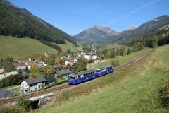 EBB 5081 565 und 5081 563 als Zug 11000 bei Vordernberg (8417)