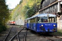 EBB 5081 565 und 5081 563 am Erzberg (8621)