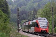 """4024.012 """"Hausruckviertel"""" mit S2 in Eugendorf"""