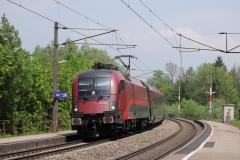 1116.238 mit RJ in Eugendorf