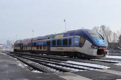 ČD 844.006 in Domažlice
