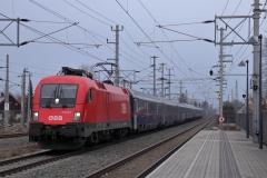1116.184 mit einem LPFV in Lauterach