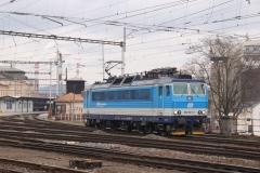 ČD 362.021 in Brno hl.n