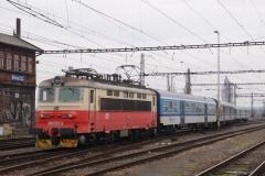 ČD 242.272 in Brno hl.n
