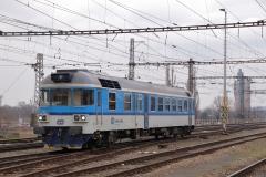 ČD 854.028 in Brno hl.n