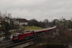 1116.217 mit RJ in Eugendorf