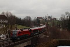 1116.155 mit RJ in Eugendorf