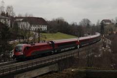 1116.157 mit RJ  in Eugendorf