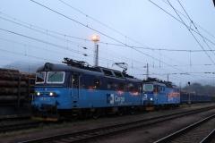ČDC 130.017 + 363.065 in Ceska Trebova