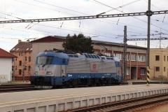 ČD 380.001 in České Budějovice