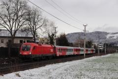 1116.194 mit REX 1516 in Salzburg Süd