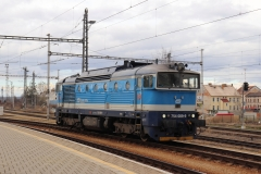 ČD 754.009 in České Budějovice