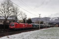 1116.120 + 1016.025 in Salzburg Süd