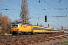 RegioJet 193.226 mit RJ 1012 in Velim