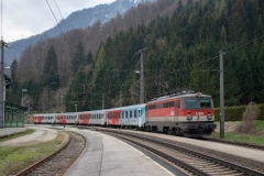 1142.707 mit R 3972 in Klaus/Pyhrnbahn