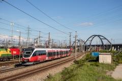 MAV 425.008 in Wien Zentralverschiebebahnhof